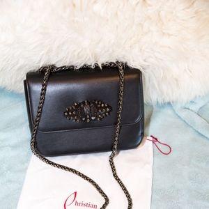 Christian Louboutin Sweet Charity Small Chain Bag